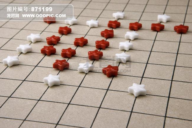 方块针棋盘格子围巾织法图解