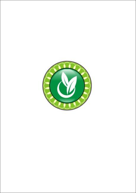 coreldraw圆形标志-26 印刷包装logo