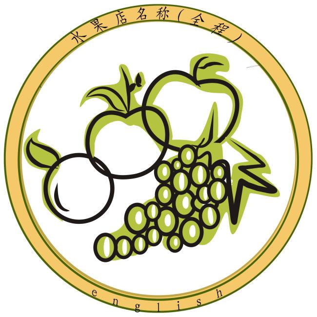 水果超市logo