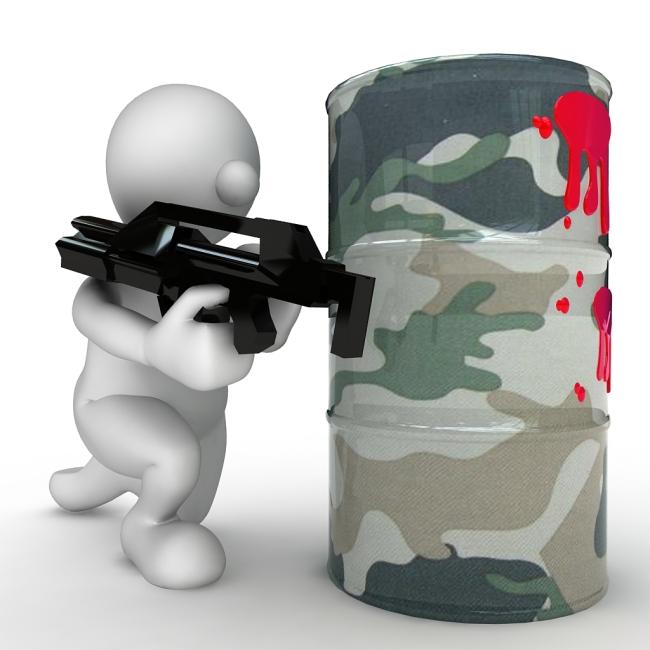 射击游戏中的3d小人高清图片矢量素材