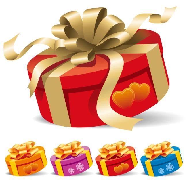 礼物盒 礼品盒