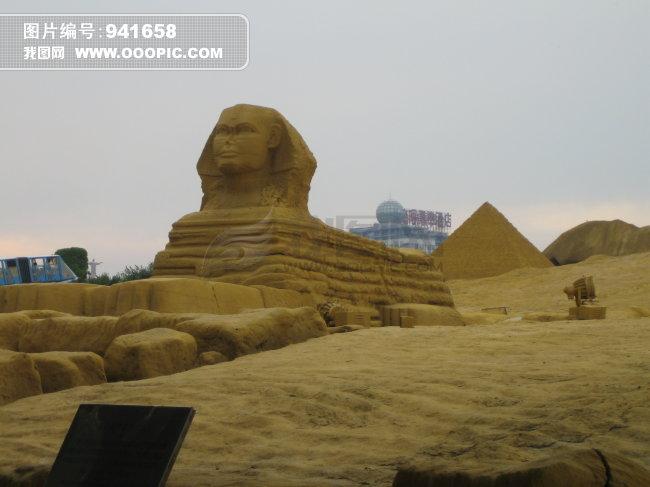 世界之窗模板下载 世界之窗图片下载 深圳 世界之窗 金字塔 人面狮身