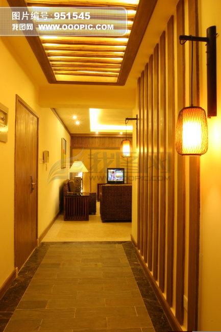 酒店房间场景图片素材 951545 商业建筑图片库