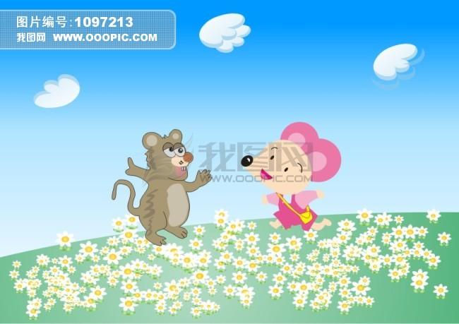 如何画卡通老鼠简笔画图片教程第5张