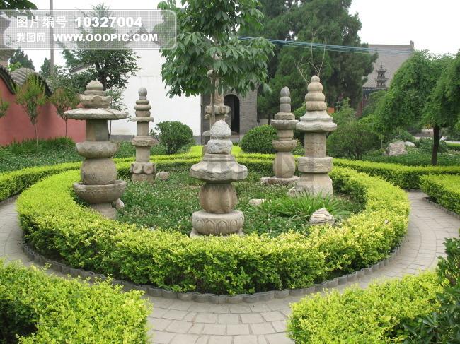 西安香积寺