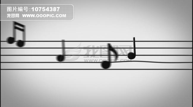 五线谱音符简笔画音符简笔画图片如何画五线谱音
