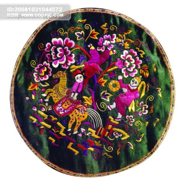 中国传统 刺绣