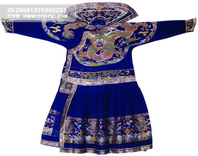 中国各朝代女子服饰