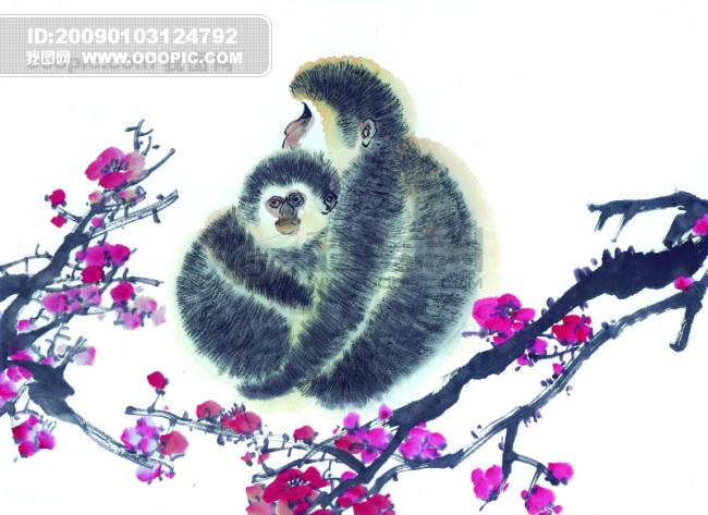 古画_动物绘画