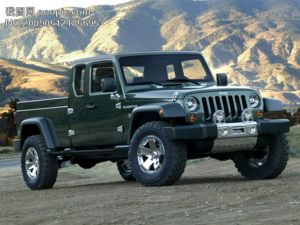 jeep吉普-吉普车图片