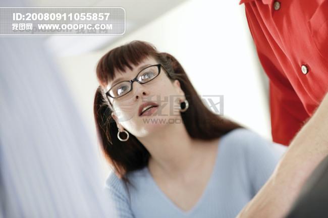 商务 商业 办公 上班 工作 交流 沟通 团结 成功人士 忙...