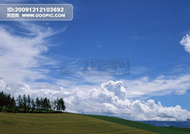 田园风光 020模板下载 791243