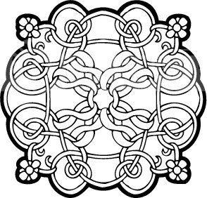 欧式古典花纹                                    装饰