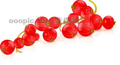 素材 水果/高精红色水果矢量图素材