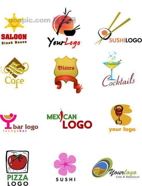 vip素材 最新vip素材 矢量图 >可爱的logo图形  [eps] 可爱的logo图形