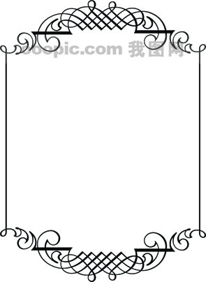 边框91模板下载(图片编号:453101)_花纹花边_我图网.