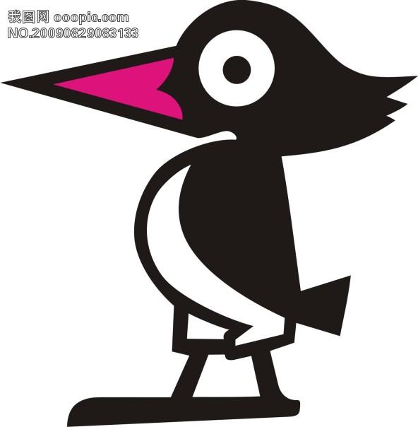 鸟矢量图模板下载(图片编号:644398)