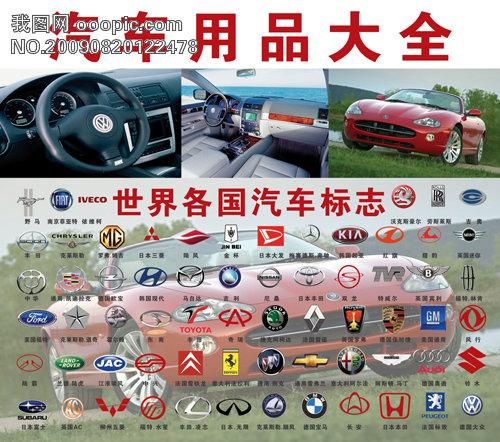 世界各国汽车标志