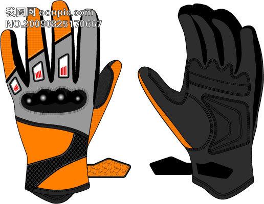 日本suzuki摩托车手套