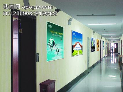 楼道文化墙效果图楼道文化文化长廊企业文化压克力板壁纸文化长廊走