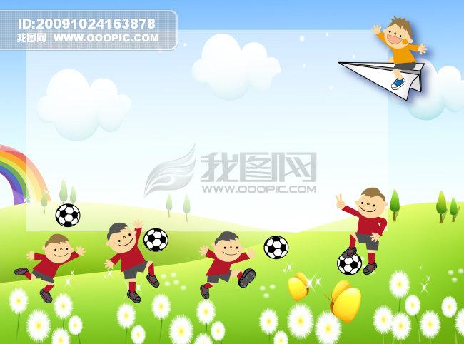 大学校园运动会板报; 足球运动会展板 (650x482)-学校足球杯比赛