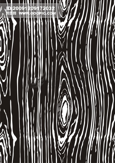 手绘插画墙壁黑白