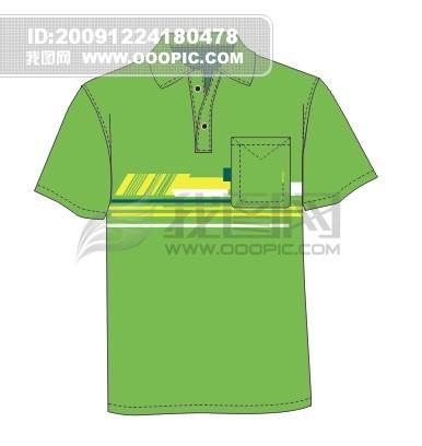 男士商务休闲纯色半袖t恤模板下载 男士商务休闲纯色半袖t恤图片下载