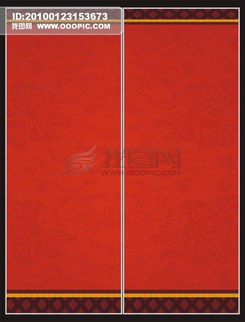 欧式花纹移门模板下载(图片编号:847483)