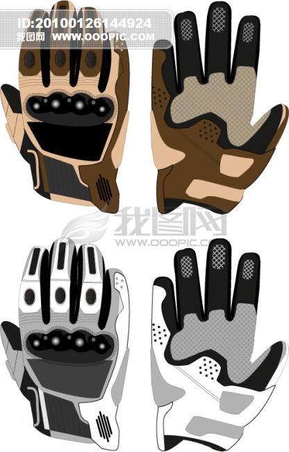 运动 户外运动产品 正版设计稿 服装 创意设计 创意产品 摩托车手套