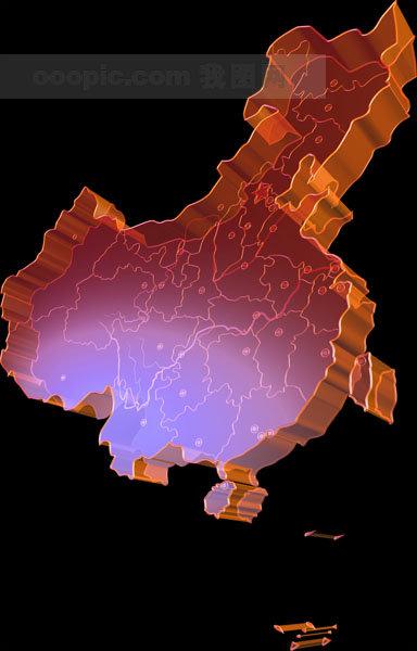 安徽无为三维地图