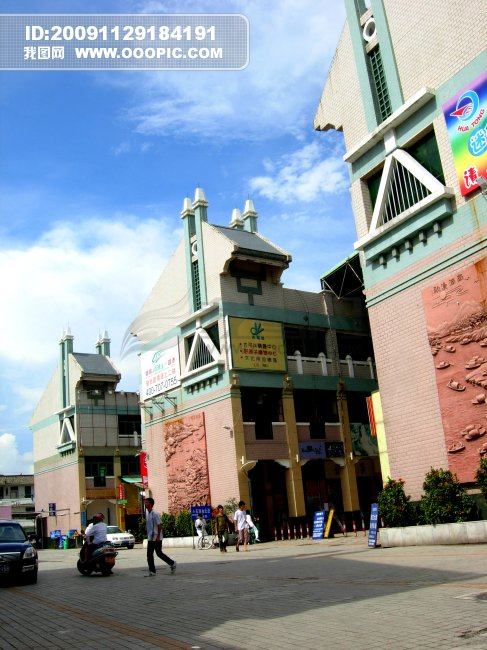 欧式建筑模板下载 欧式建筑图片下载 揭阳 商业 历史文化 揭阳旅游