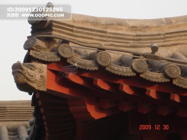 古建结构图片素材(图片编号:814521)